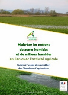 Guide zones humides chambres d 39 agriculture bourgogne - Chambre d agriculture franche comte ...