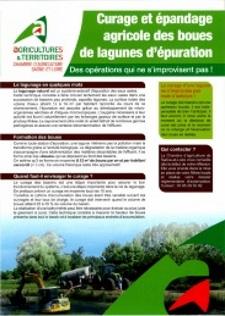 Plaquette lagune chambres d 39 agriculture bourgogne - Chambre d agriculture franche comte ...